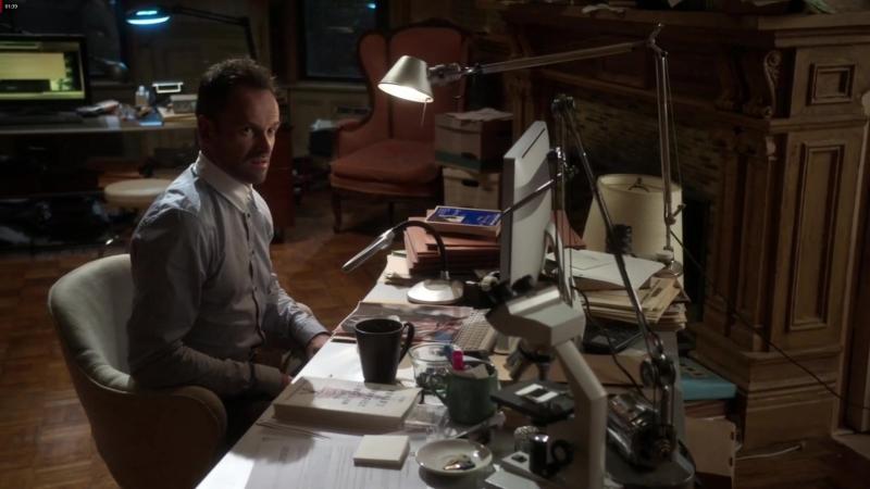 Элементарно 2x07 — Майкрофт и Джоан