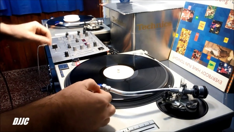 COMPILADO 80s con VINILOS 12 EXTENDED Version by Juan Carlos Mattera
