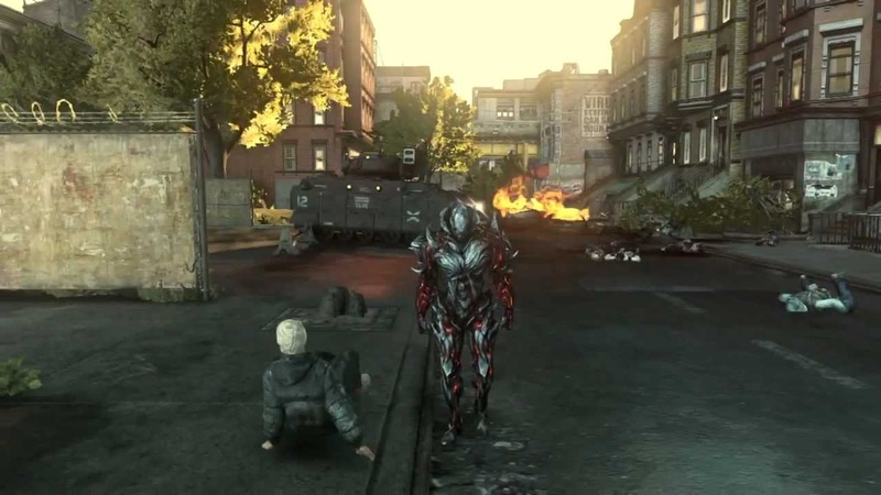 Official PROTOTYPE 2 - Excessive Force DLC