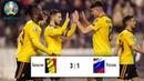 Бельгия 3:1 Россия.ОБЗОР МАТЧА.ЕВРО 2020 отбор.21/03/ vs Russia 3-1