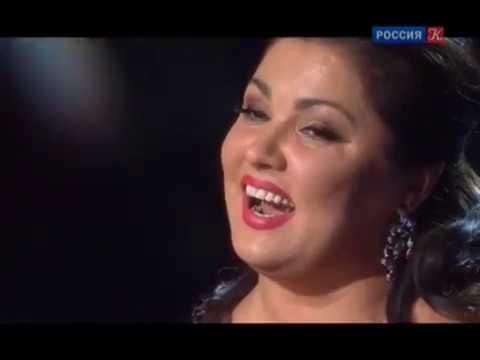 Anna Netrebko Yusif Eyvazov NON TI SCORDAR DI ME 2017