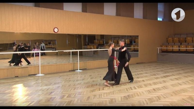 Отмечаем День танго Доброе утро Приднестровье