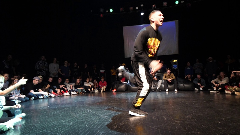 The Lord of the Circle 2019 - JUDGE SHOWCASE - Bboy Beetle   Danceproject.info