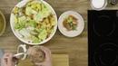 Программа ПроСТО кухня Эксклюзив Рецепт салата Нисуаз смотреть онлайн в хорошем качестве HD720