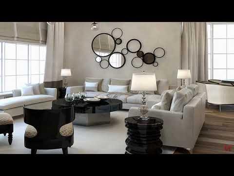 Проектирование и дизайн интерьера шестикомнатного частного дома