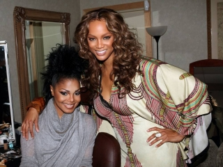Janet Jackson with Tyra Banks Show Special- Rock Witchu Tour 2008  Documentary