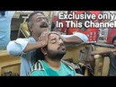 The Great cosmic barber baba Sen head massage.( fresh video)