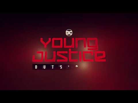 Young Justice Outsiders Season 3 Premiere Date Teaser