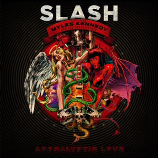 Slash альбом Apocalyptic Love (Feat. Myles Kennedy And The Conspirators)