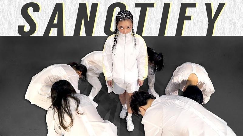 Years Years - Sanctify (Bernard Sumner New Order Remix) LIGI Choreography.