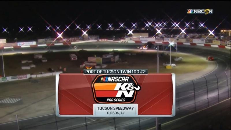 2018 NASCAR KN Pro Series West - Round 03 - Tucson 100