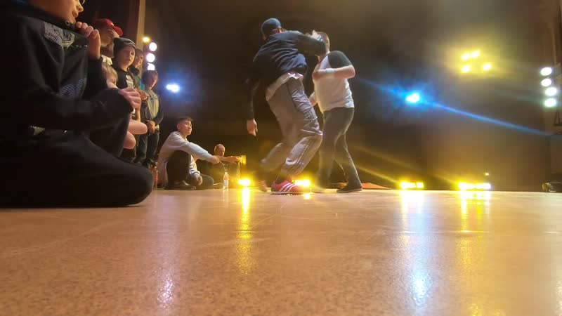Incognito Bboys vs All rocaz
