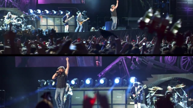 AC_DC - You Shook Me All Night Long !