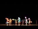 Отчетный концерт СТ АВиСэль , группа бэби, Радуга танцев, ОДО, 20 мая, г.Самара