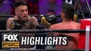 Austin Dulay TKOs Yardley Armenta Cruz in the 3rd round | HIGHLIGHTS | PBC ON FOX