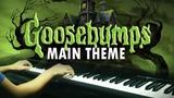 Goosebumps Main ThemeTheme Song - Goosebumps TV Series OST (Piano Cover)