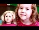 Снялась в рекламе куклы Mia. Здесь мне всего 6 лет