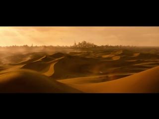Аладдин   Aladdin   Дублированный тизер-трейлер