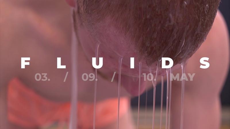 Спектакль современного танца Fluids / W A U H A U S