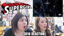 SUPERGIRL 3X16 OF TWO MINDS REACTION