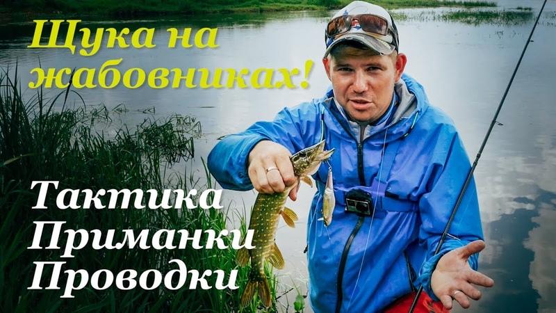 СУПЕРКЛЁВ щуки! Рыболовный батл - Fishing Today.