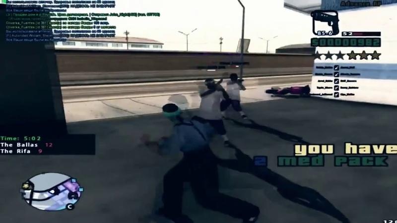 Quersace mafiozi 3 [Samp movie 1080p 60 fps]