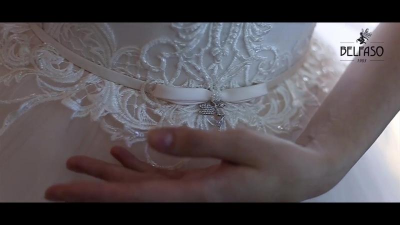 Wedding dress Lia collection Belfaso 2017