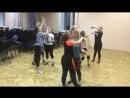 Танец на стихи первые репетиции