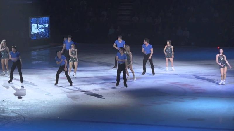 Stars on Ice 2015 - Closing show