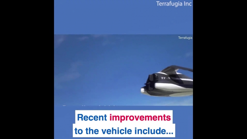 Daily Mail - This is the worlds first FLYING CAR ️