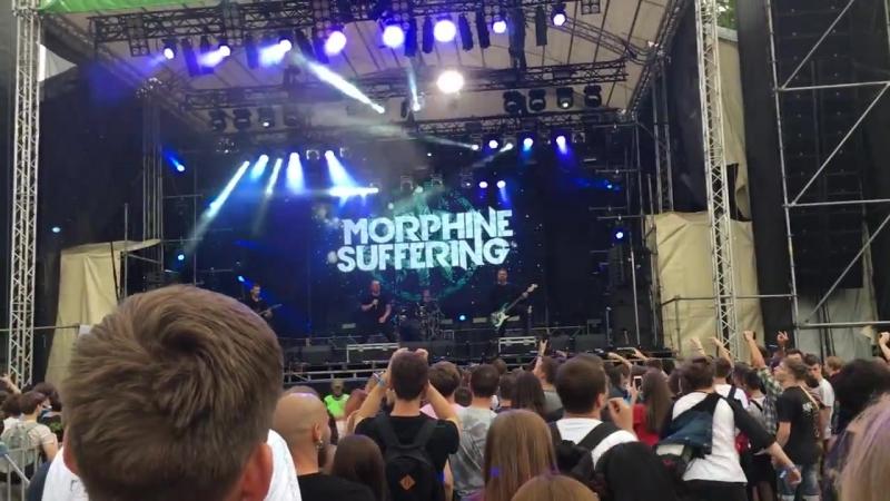 Morphine Suffering Білий Ангел 05 07 2018 Киев Atlas Weekend