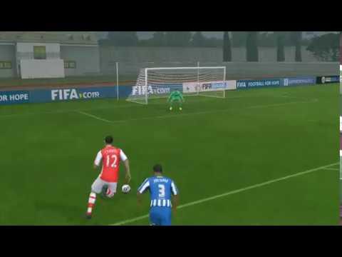 Як я грав в Fifa World