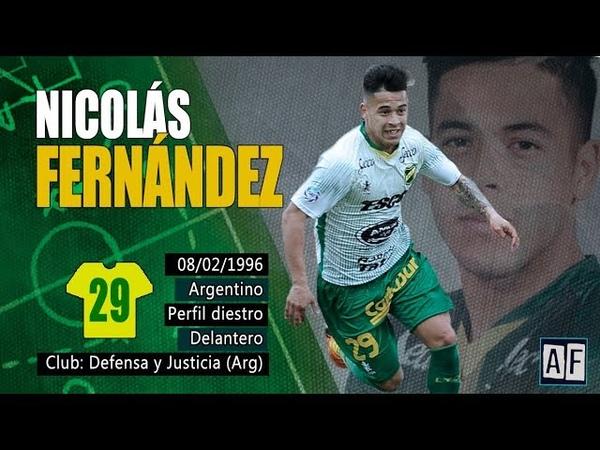 Nicolás Fernández (Defensa y Justicia -Arg)