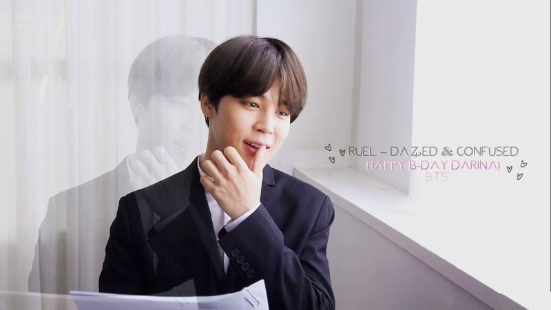 BTS dazed confused「loop」 «happy b-day darina» ♡