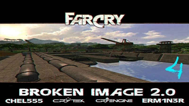 Прохождение карты Far Cry Broken Image 2.0 |Лабиринт, вторая моделька| №4