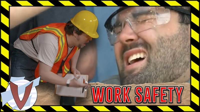 Workplace Safety [JonTron - RUS RVV]