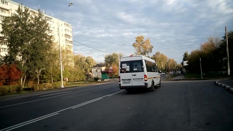 Мострансавто. Маршрутка №21 Ликино-Дулево - Орехово-Зуево