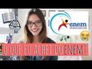 ENEM 2016 um vídeo pra te acalmar minha opinião Débora Aladim