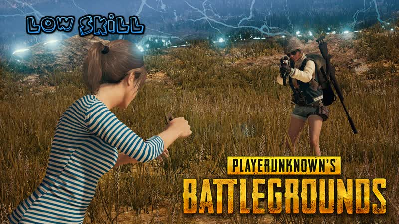 PlayerUnknown's Battlegrounds на максималках 60 FPS