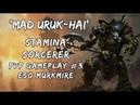 'Mad Uruk-hai' | Stamina Sorcerer PVP Gameplay 3 | ESO Murkmire