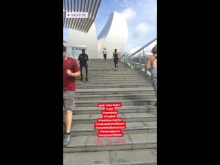 Theresa via Instagram Stories