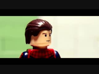 Трейлер Человек-паук вдали от дома (Лего)