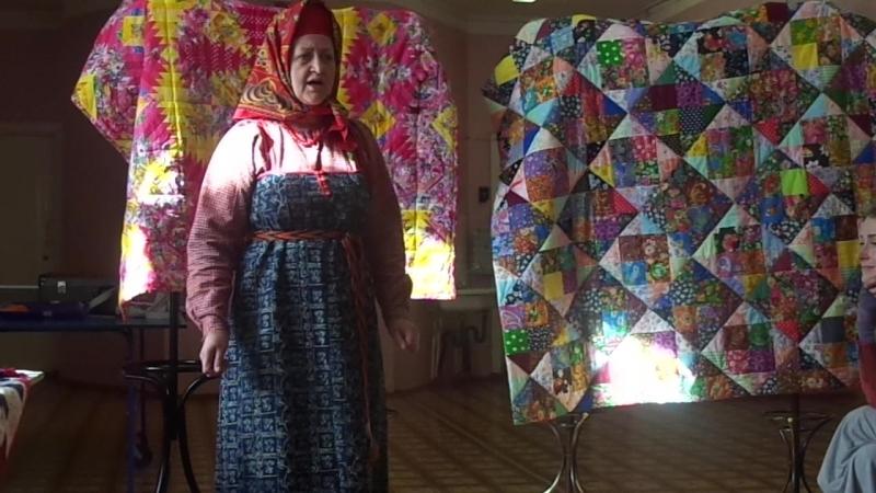 Людмила Рябова- Сура- Пинежская говоря