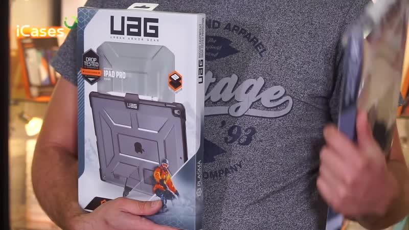 Ударопрочные чехлы UAG для iPhone iPad и MacBook