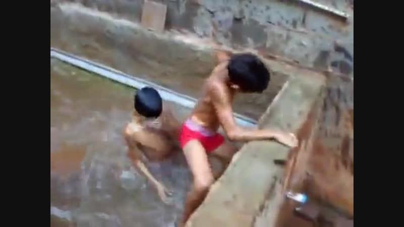 Para Nossa Alegria de Tomar Banho no Poço - Video Dailymotio -
