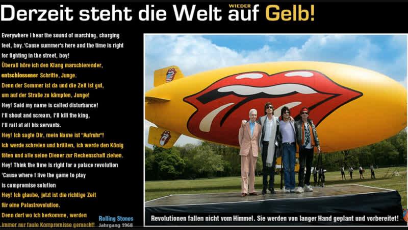 Gelbwesten-Deutschland – Alarm - Stufe 2 - Till Eulenspiegel-Kanal