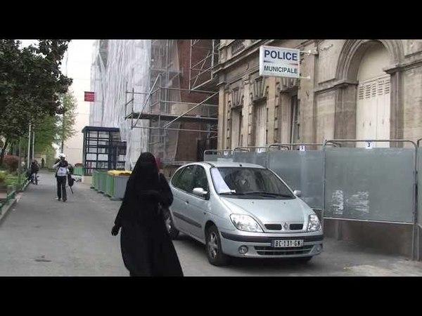 Niqab Hors-la-loi