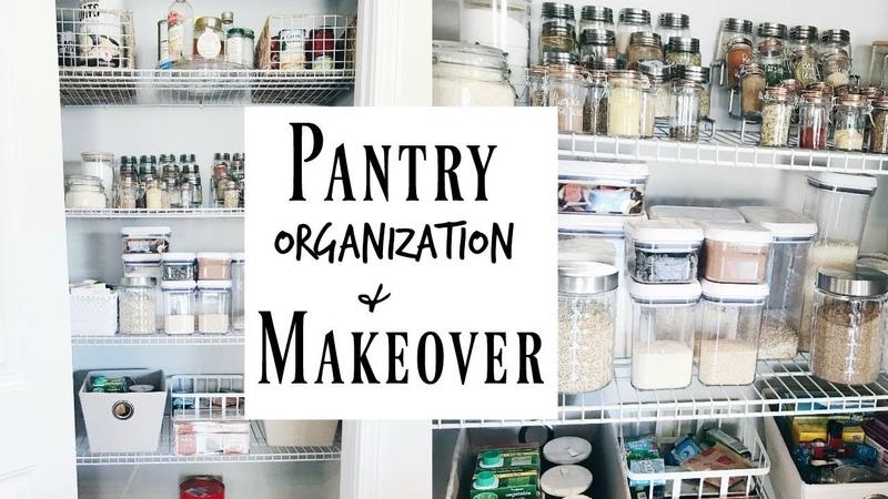 Pantry Organization | Tips Tricks Part 2