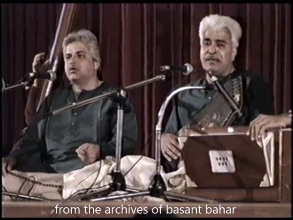 Pandit Rajan and Pandit Sajan Mishra Raga: Durga - Nand part 1 of 2