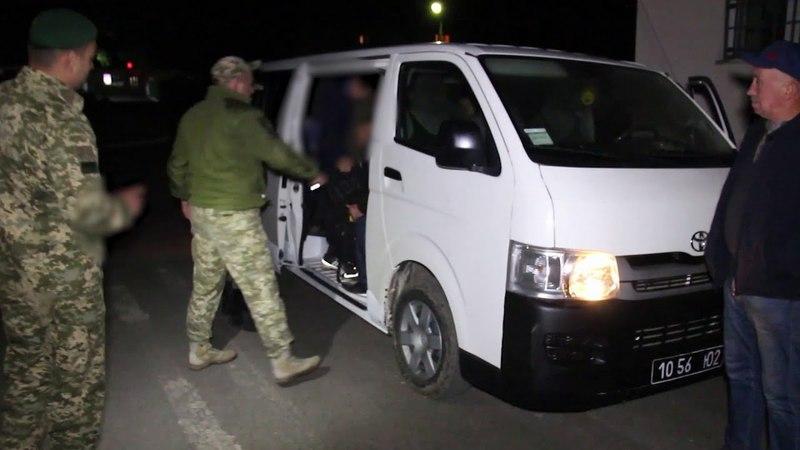 18 нелегальних мігрантів через Львівщину пробиралися в країни Європи
